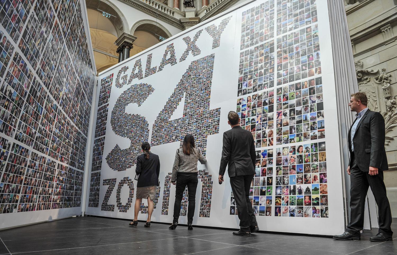 Samsung intră în Cartea Recordurilor - ilovesamsung