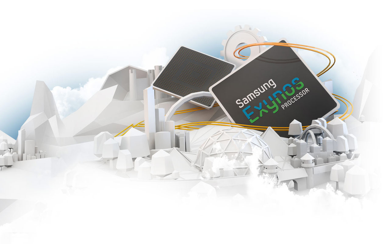 Exynos Samsung - ilovesamsung.ro