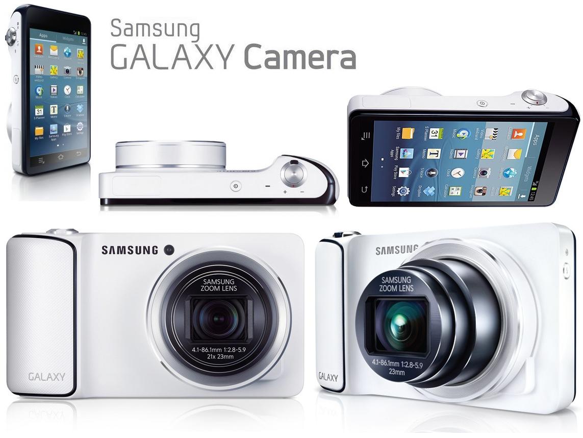 Samsung Galaxy Camera - iLoveSamsung