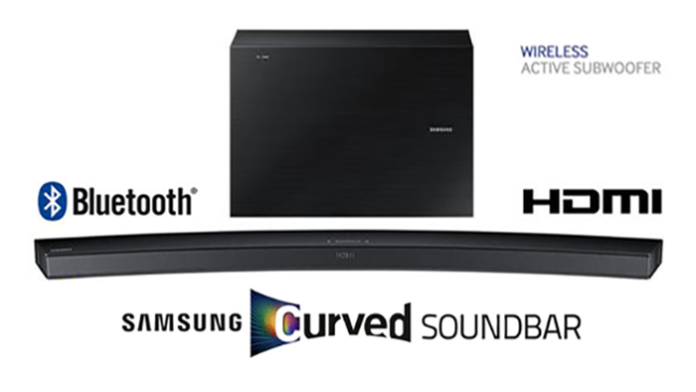 Soundbar Samsung HW-J6500