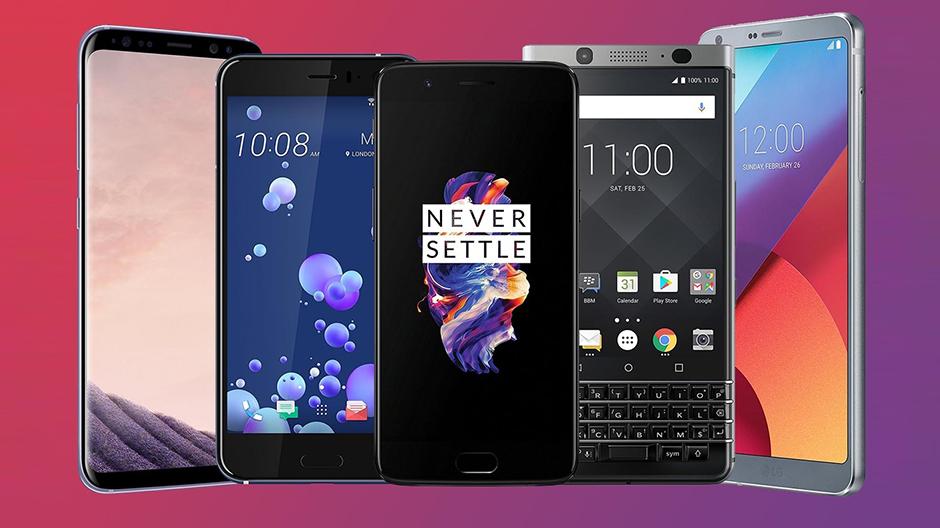10 cele mai bune telefoane Android din 2017