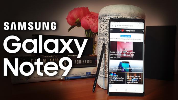 Samsung Galaxy Note 9 – Pret, Pareri si Specificatii