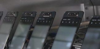 Cum funcționează camera foto culisantă pe Samsung Galaxy A80