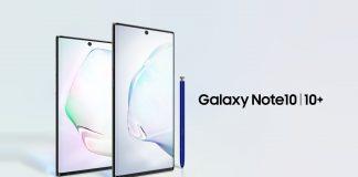 Galaxy Note 10 și Note 10+ au cadru din oțel inoxidabil, nu din aluminiu