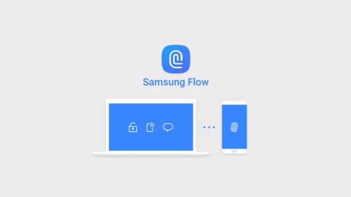 Acum Samsung Flow permite oglindirea telefonului pe tabletele Galaxy