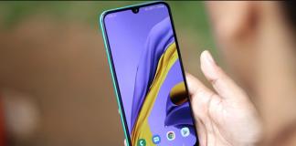 Samsung Galaxy M30s a fost lansat are o baterie de 6000 mAh