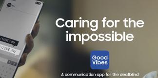 Samsung Good Vibes si Relumino