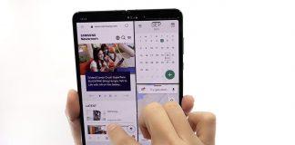 Samsung Galaxy Fold, un smartphone solid și impresionant