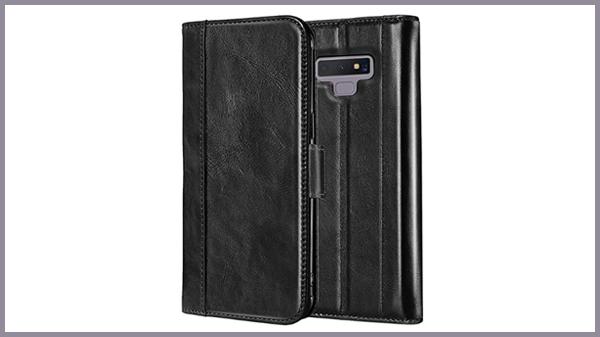 Huse pentru Galaxy Note 9 - Husa din piele ProCase