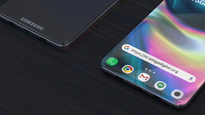 Galaxy S11 poate primi un nou ecran, Samsung SAMOLED