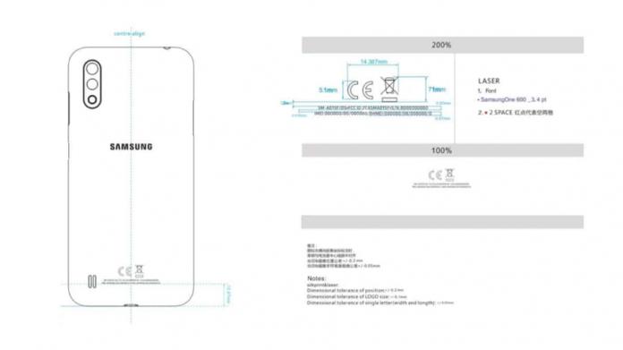 Samsung Galaxy A01 certificat de FCC, telefonul vine și în Europa
