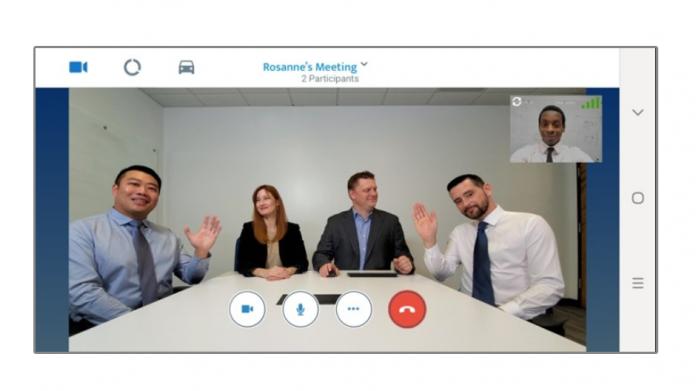Samsung a lansat o aplicație pentru conferințe video prin smartphone-uri