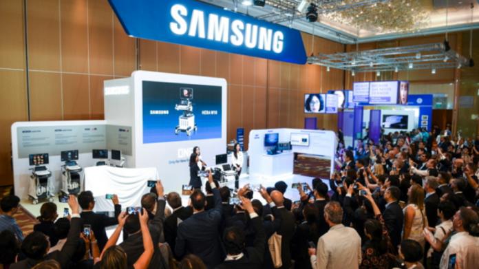 Samsung oferă o nouă generație de aparate de diagnostic cu ultrasunete