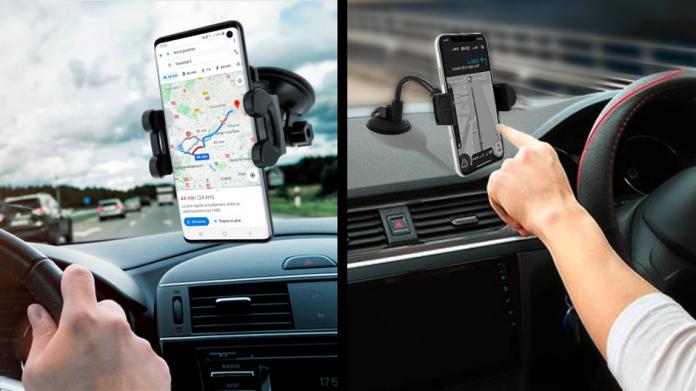Top 5 modele de suport telefon auto pentru smartphone-ul tau Samsung