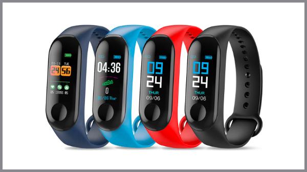Xiaomi Mi Band 3 - Cele mai bune bratari fitness trackere