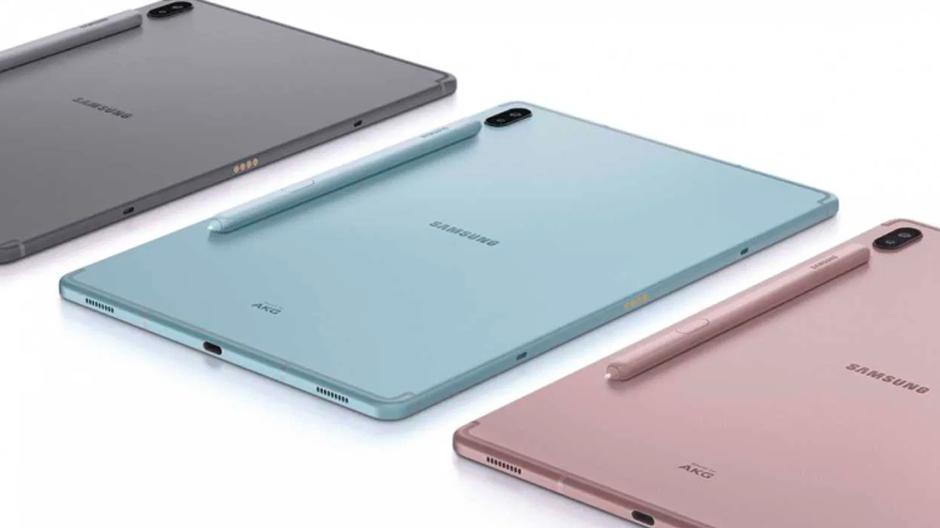 Samsung va lansa în curând o tabletă Galaxy Tab S6 Lite, are S Pen
