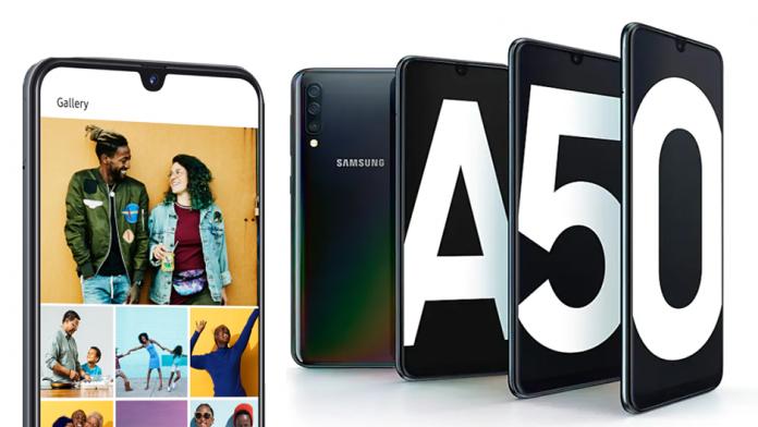 Samsung Galaxy A50 – Pret, Pareri si Specificatii