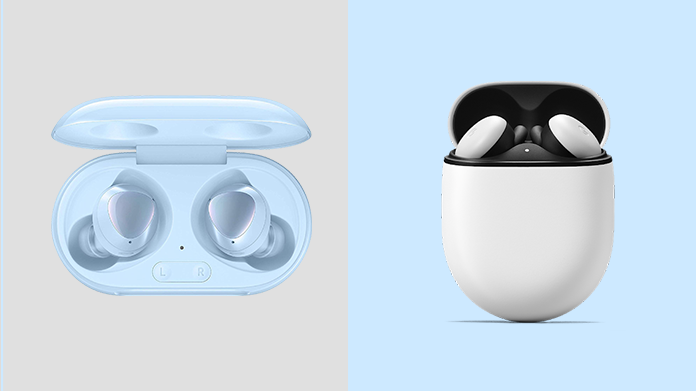 Galaxy Buds Plus vs Google Pixel Buds