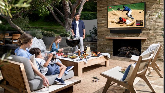 Samsung a lansat The Terrace si The Sero in Romania