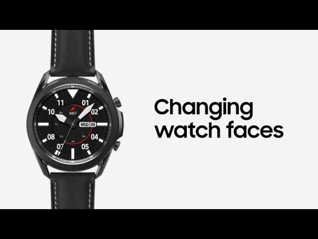 Cum măsurați tensiunea și schimbați fețele de ceas pe Galaxy Watch 3