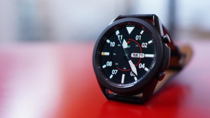 Galaxy Watch 3 actualizat pentru imbunatatirea functiei SpO2