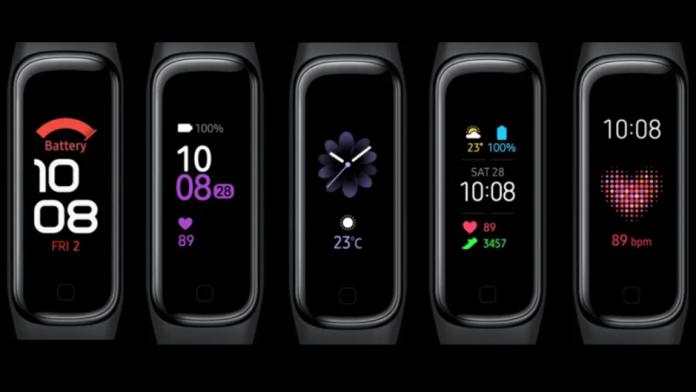 Cele mai bune fete de ceas pentru Samsung Galaxy Fit 2