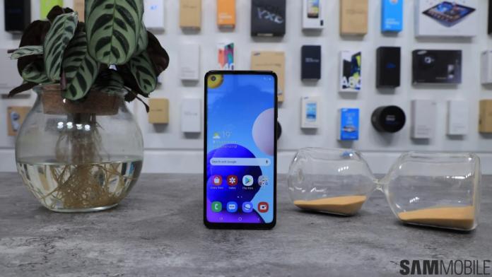 Galaxy A22 5G va fi cel mai ieftin smartphone 5G de la Samsung in 2021