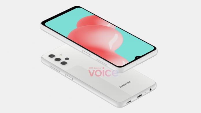 Galaxy A32 5G noi imagini si informatii despre cel mai ieftin telefon 5G