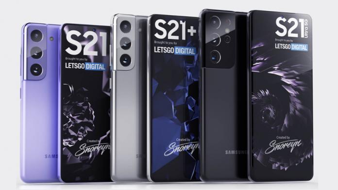 Samsung Galaxy S21 si S21 Ultra