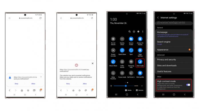 Samsung Internet 13 0 duce experienta de navigare la nivelul urmator