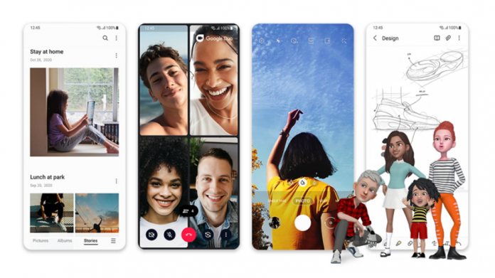 Samsung One UI 3 aduce noi experiente pentru utilizatori