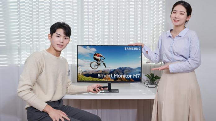 Samsung Smart Monitor a lansat in Coreea de Sud