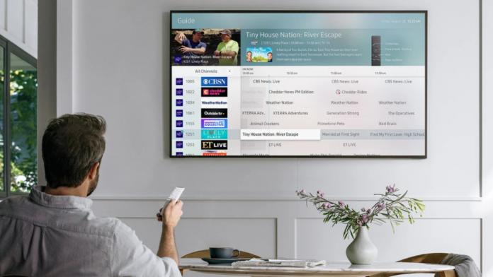 Samsung TV Plus disponibil in India si in mai multe tari europene in 2021