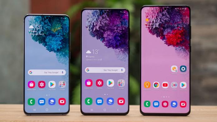 Samsung a actualizat datele cand telefoanele Galaxy vor primi Android 11