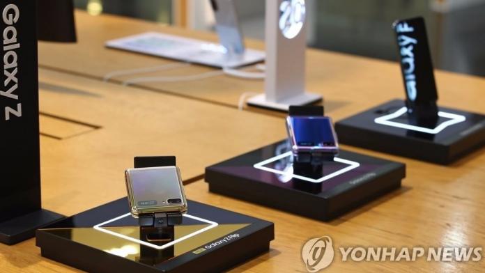 Samsung nr 1 pe piata smartphone pliabile din acest an