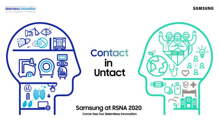 Samsung prezinta cele mai recente inovatii in radiologie la RSNA 2020