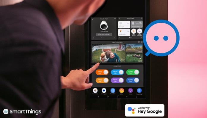 Samsung va integra Google Nest in SmartThings pentru Smart Home