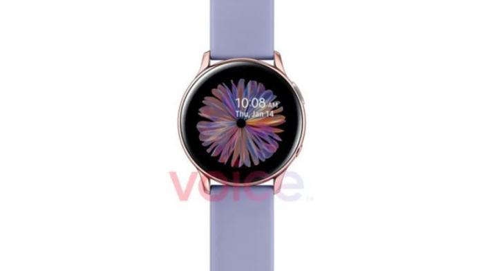 Samsung va lansa in curand pe Galaxy Watch Active 2 o noua culoare