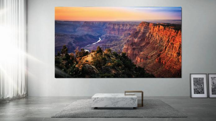 Samsung va lansa un nou televizor MicroLED saptamana aceasta
