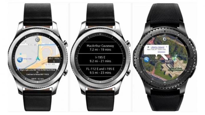 Cele mai bune aplicatii GPS si de navigatie pentru Galaxy Watch si Gear S3