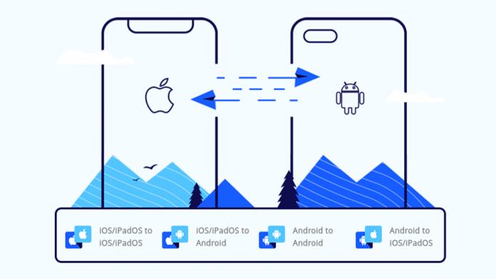 Cum sa transferati date de pe un telefon vechi pe un telefon Android nou