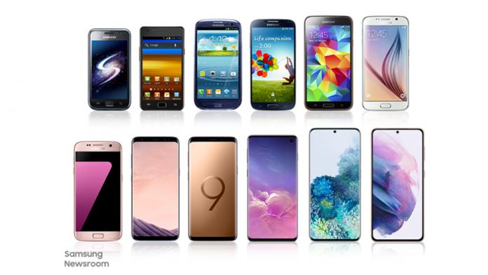 De la AMOLED la Space Zoom istoria inovatiei din seria Galaxy S