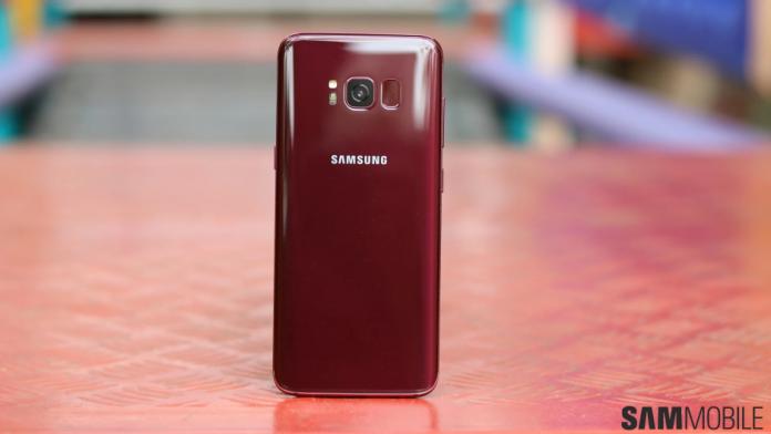 Galaxy S8 primste actualizarea de securitate din ianuarie 2021