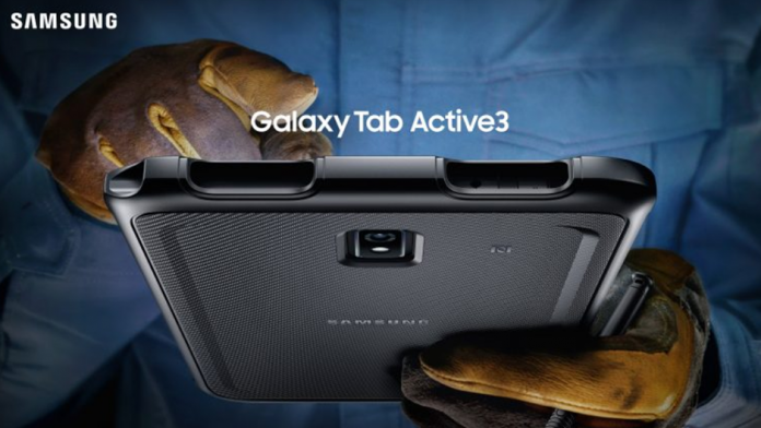 Galaxy Tab Active 3 tableta Samsung lansata in Canada