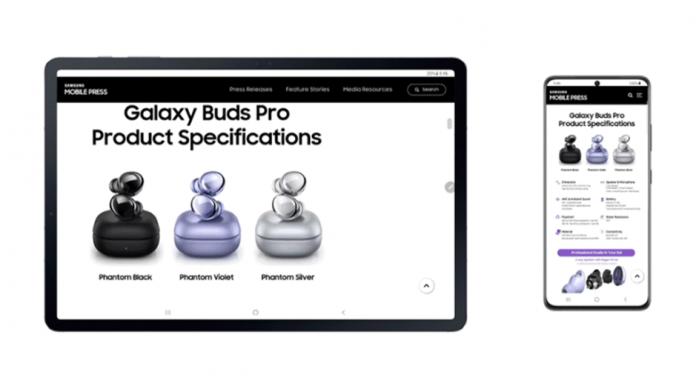 Galaxy Tab S7 actualizate la One UI 3