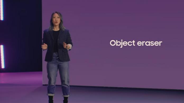 Object Eraser de la Galaxy S21 va permite sa scapati de fotobombere neplacute