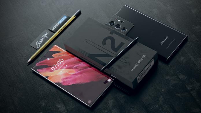 Samsung Galaxy Note 21 Ultra 5G probabil singurul Note din 2021