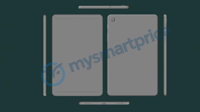 Samsung Galaxy Tab A de 8 4 inch o noua tableta in lucru
