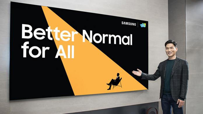 Samsung prezinta cele mai recente inovatii la CES 2021