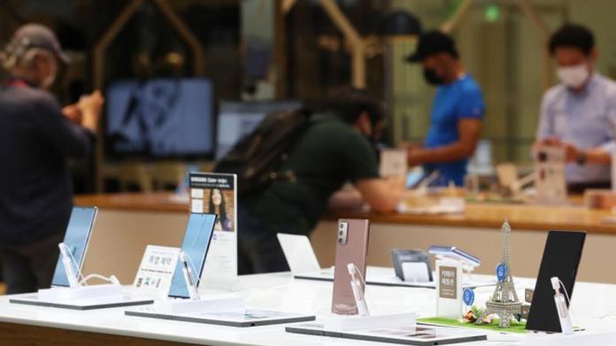 Samsung va ajunge la cea mai mare productie de smartphone in 2021